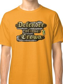 Gaming [C64] - Defender of the Crown Classic T-Shirt