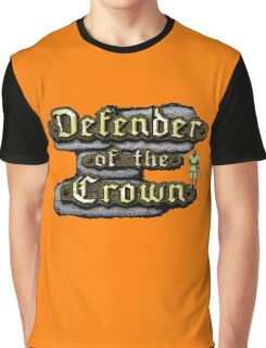 Gaming [C64] - Defender of the Crown Graphic T-Shirt