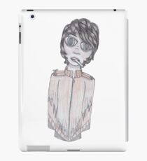Timmy The Smokey Dude iPad Case/Skin