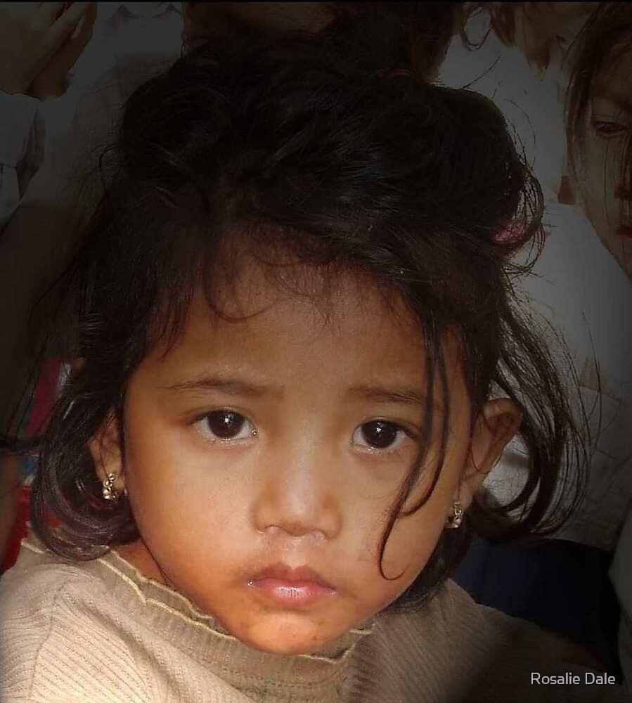 Cambodia's future by Rosalie Dale