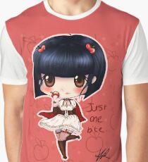 Badass Storybook Characters - Snow White Graphic T-Shirt