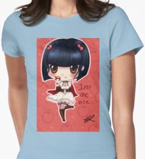 Badass Storybook Characters - Snow White Womens Fitted T-Shirt