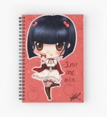Badass Storybook Characters - Snow White Spiral Notebook