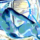 Blue  by Virginia McGowan