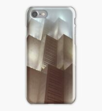 three tier building  iPhone Case/Skin
