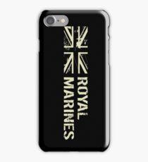 British Royal Marines iPhone Case/Skin