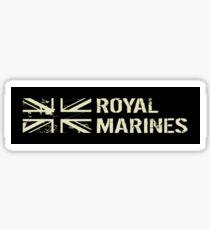 British Royal Marines Sticker