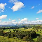 View from Scout Scar, Kendal, Cumbria by Astrid Ewing Photography