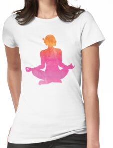 Joga 1 Womens Fitted T-Shirt