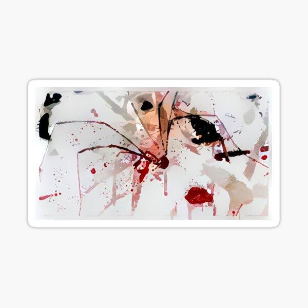 Murder Pholcus Sticker