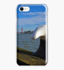 A bollard iPhone Case/Skin