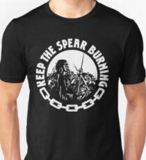 burning spear t shirt T-Shirt