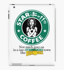 Sunnydale Starbuffs iPad Case/Skin