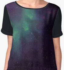 Nebula Chiffon Top