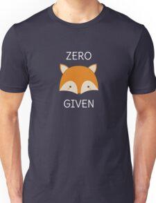 Funny Fox Pun  Unisex T-Shirt