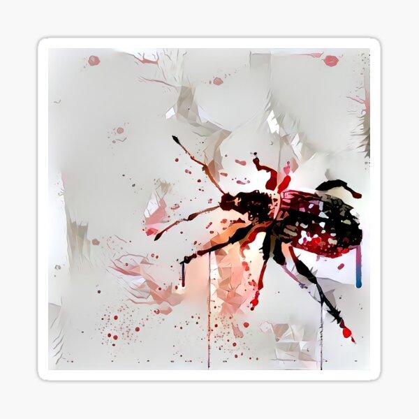 Murder Weevil Sticker