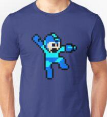 Mega Man jumping - Mega Man Unisex T-Shirt