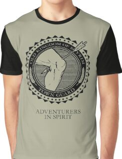 Town Guards Graphic T-Shirt