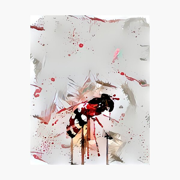 Murder Hover Photographic Print