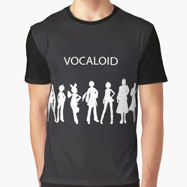 Vocaloid Graphic T-Shirt