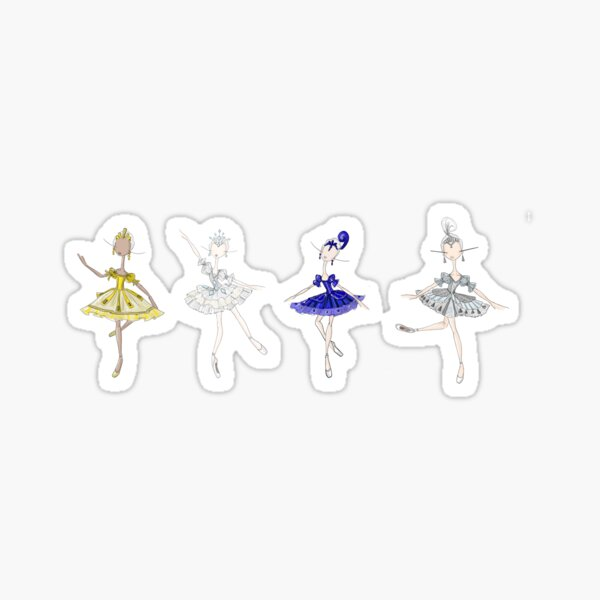 Jewels Stickers Sticker