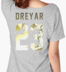 Dreyar jersey #23 Women's Relaxed Fit T-Shirt
