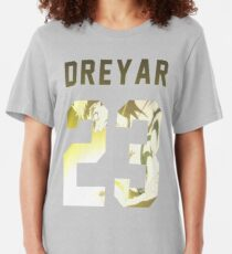 Dreyar Trikot # 23 Slim Fit T-Shirt