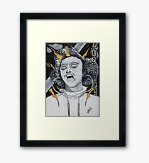 Dr. Frankenstein Framed Print