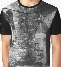 Strange Graffiti Graphic T-Shirt