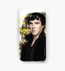 Sherlock - Benedict Cumberbatch Samsung Galaxy Case/Skin
