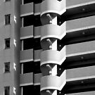 Layercake, Tokyo, Japan by Norman Repacholi