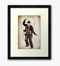 Indy Vol 2 Framed Print