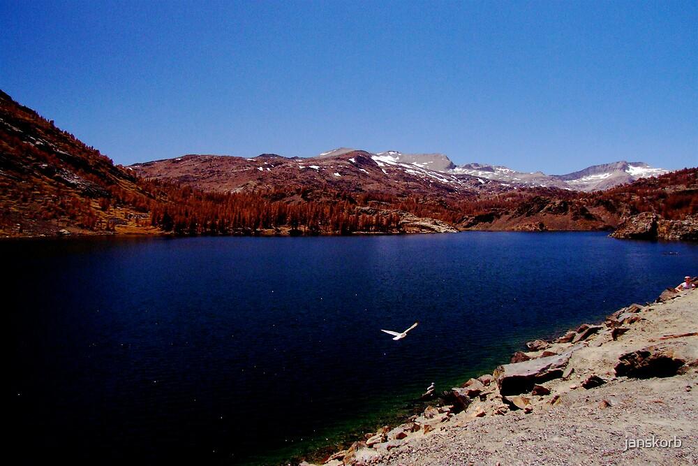 Tanaya Lake by janskorb
