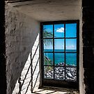 Lighthouse Window View by barkeypf