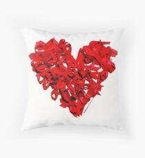 World AIDS Day 2014  Throw Pillow