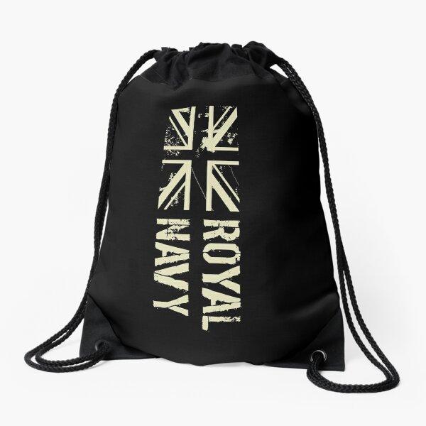 British Royal Navy Drawstring Bag