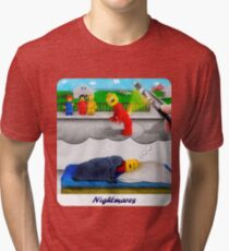 Nightmares Tri-blend T-Shirt
