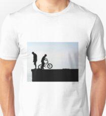 Kids silhouette Unisex T-Shirt
