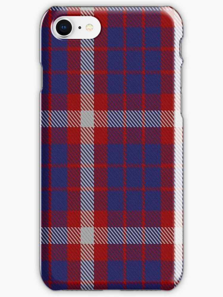 01320 US Coast Guard Military Tartan by Detnecs2013