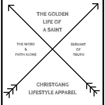 Life of A Saint by christgang