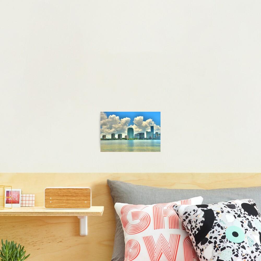 Brickell Bay Photographic Print