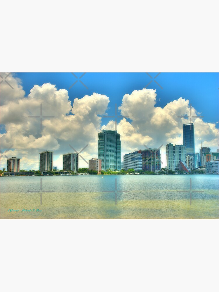 Brickell Bay by photorolandi