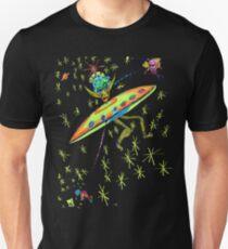 Alien Landing Unisex T-Shirt