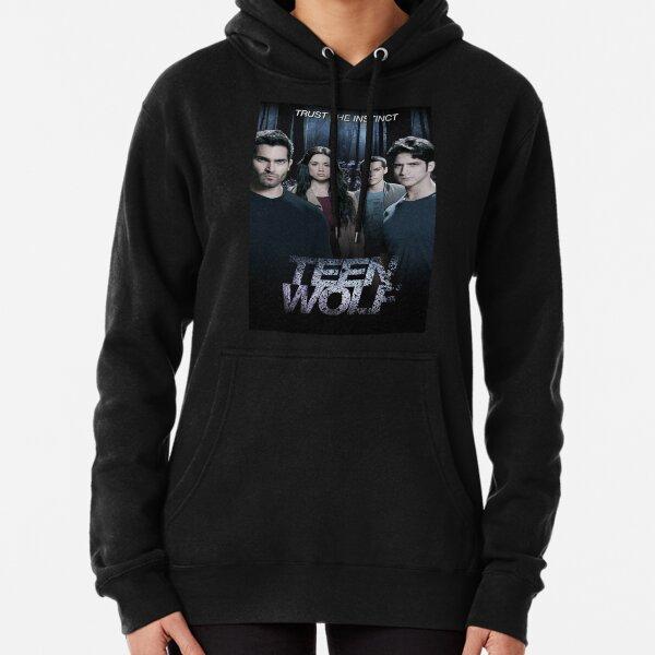 Teen Wolf cast Sweat à capuche épais