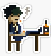 Cowboy Bebop Sticker