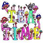 Tea Time by Octavio Velazquez