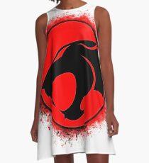Thundercats Logo A-Line Dress