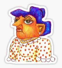 Mom - Betty Sticker