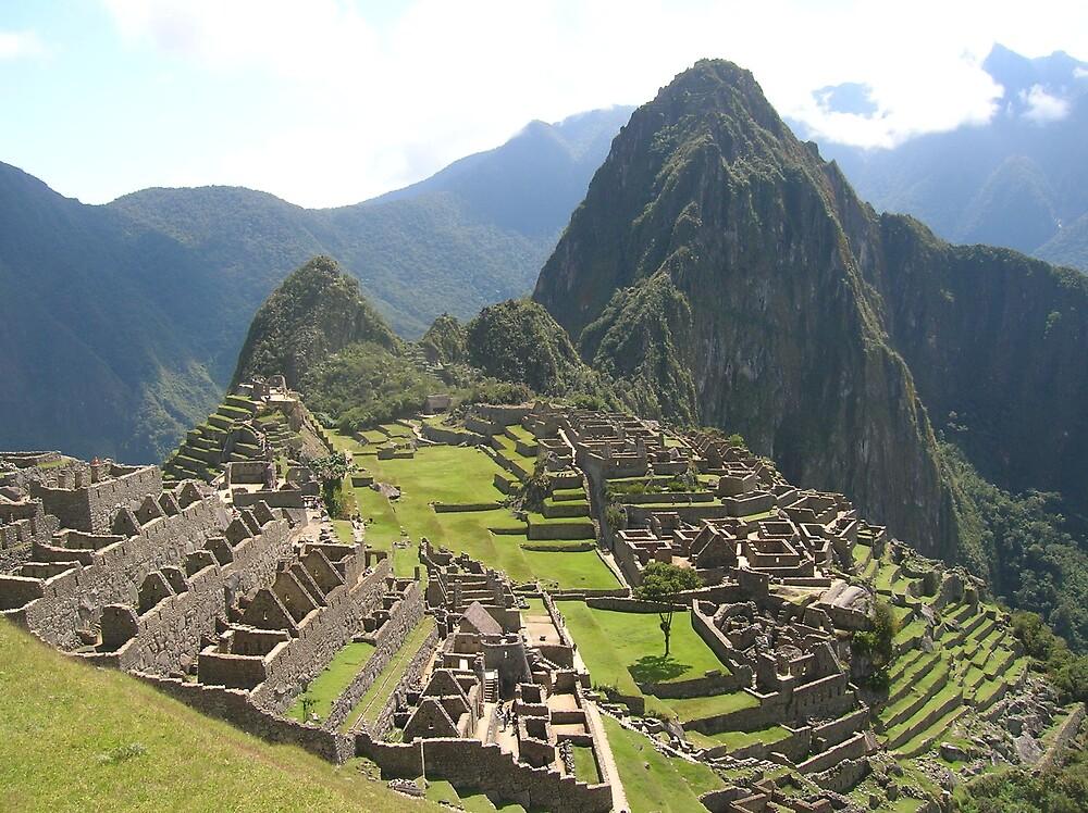 Inca Citadel by bms2tjb