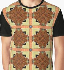 Autumn Leaves in Suburbia Graphic T-Shirt